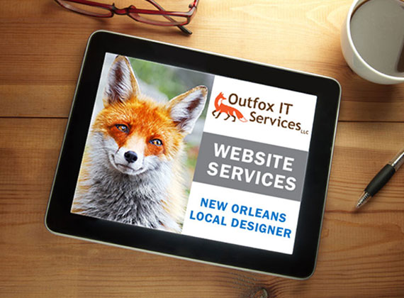 Outfox IT Services - Local New Orleans Web Services Company